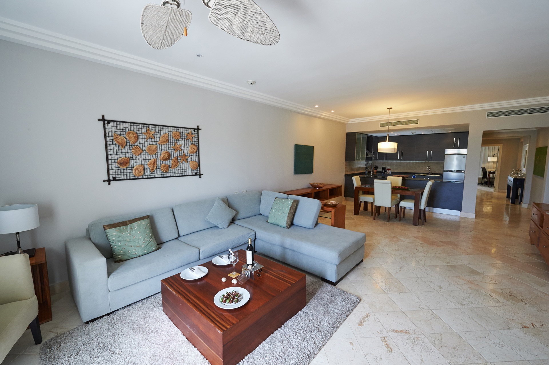 Alsol Luxury Village Cap Cana 3 Bedroom Suite Deluxe One Bedroom Suite (120m2)